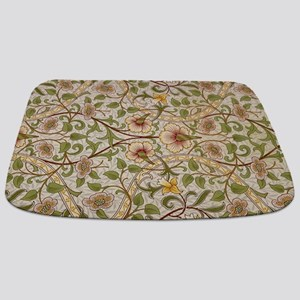 William Morris Daffodil Bathmat