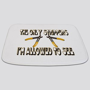 Only Strippers Bathmat