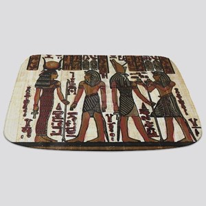 Ancient Egyptians Bathmat