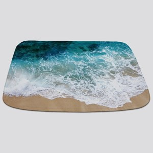 Water Beach Bathmat