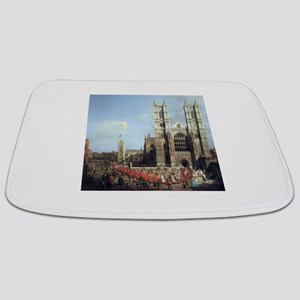 Canaletto Westminster Abbey Bathmat