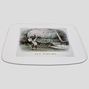 Fly fishing - 1879 Bathmat