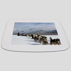 New Snow Bathmat