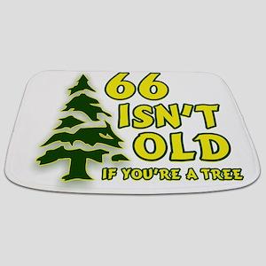 66 Isn't Old, If You're A Tre Bathmat