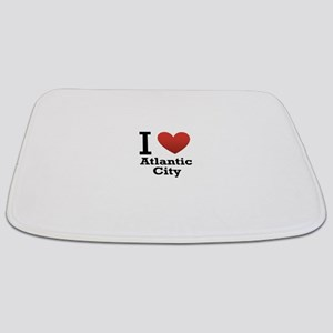 I-Love-Atlantic-City Bathmat