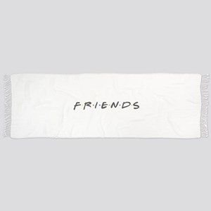 Friends are funny Tassel Scarf