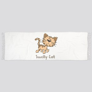 Friends Smelly Cat Tassel Scarf