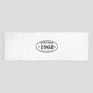 1968 Tassel Scarf