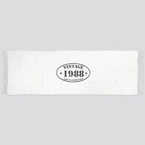 1988 Tassel Scarf