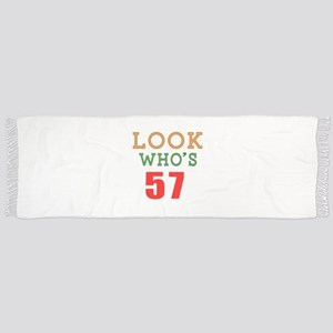 Look Who's 57 Scarf