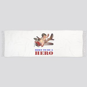 BORN TO BE A HERO Scarf