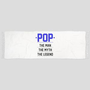 Pop - The Man, The Myth, The Legend Scarf