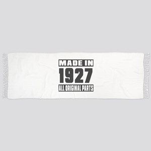 Made In 1927 Scarf