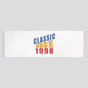 Classic Since 1998 Scarf