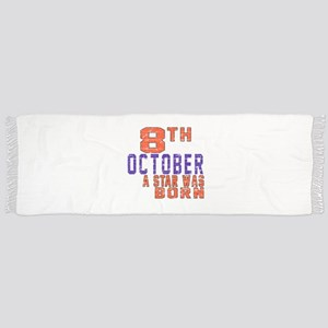 8 October A Star Was Born Scarf