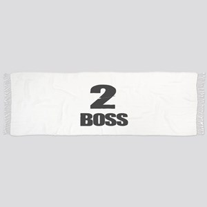 02 Boss Birthday Designs Tassel Scarf