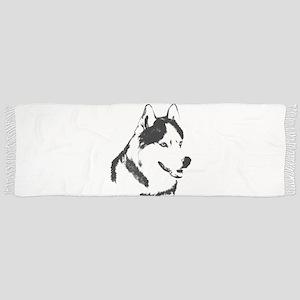 Husky Malamute Sled Dog Scarf