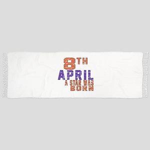 08 April A Star Was Born Scarf