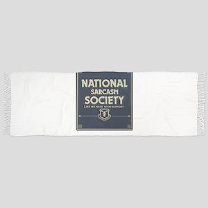 Sarcasm Society Tassel Scarf