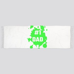 Number One Dad Scarf