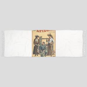 Vintage poster - Arizona Scarf