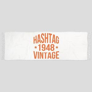 Hashtag 1948 Vintage Scarf