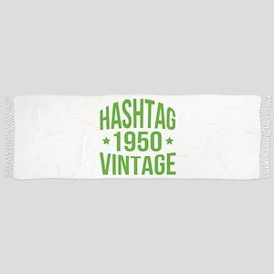 1950 Hashtag Vintage Scarf