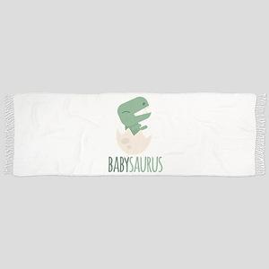 Babysaurus Scarf