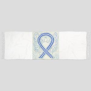 ALS Awareness Ribbon Angel Scarf
