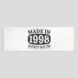 Made in 1998 - Maturity Date TDB Scarf