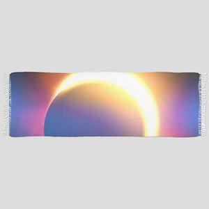 Solar Eclipse Tassel Scarf