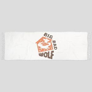 Big Bad Wolf Scarf
