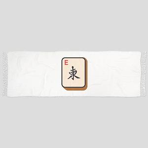 Mahjong East Scarf