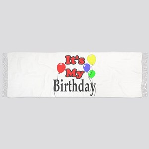 Its My Birthday Scarf