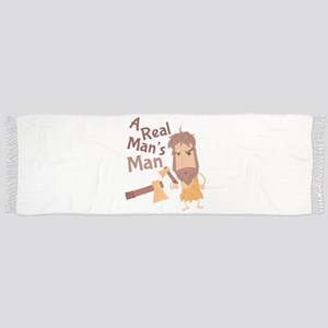 A Real Man Scarf