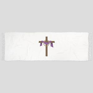 Season Of Lent Cross Scarf