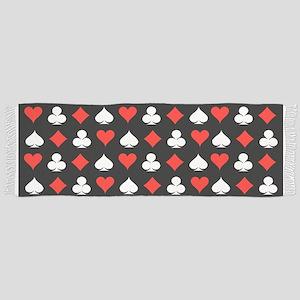 Poker Symbols Scarf