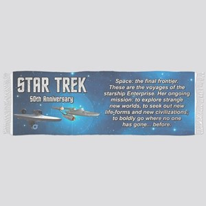 50TH FINAL FRONTIER Scarf