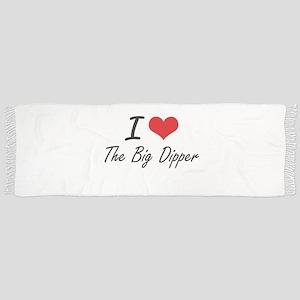 I love The Big Dipper Scarf