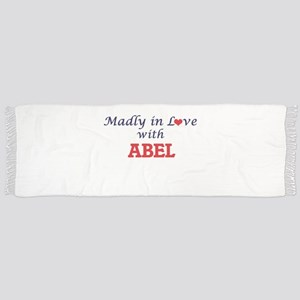 Madly in love with Abel Scarf