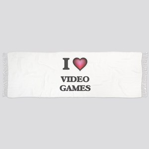 I love Video Games Scarf