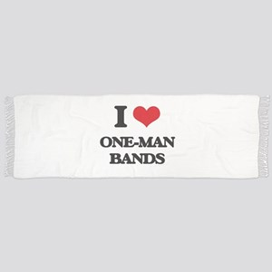 one-man bands Scarf