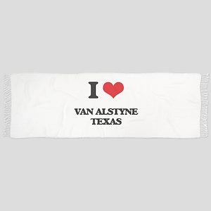 I love Van Alstyne Texas Scarf