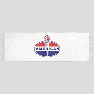 American Oil Tassel Scarf