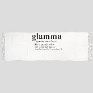 glamma Like a Grandmother But Cooler Tassel Scarf