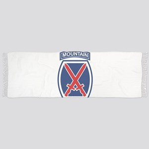 10th Mountain Division Scarf