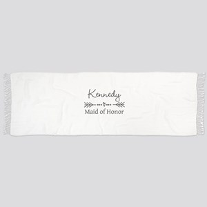 Bridal Party Personalized Scarf