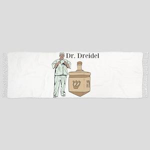 Dr. Dreidel Scarf