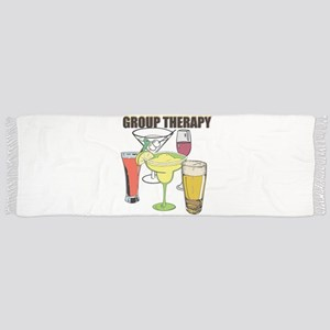 GROUP THERAPY Tassel Scarf