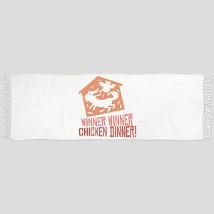 Chicken Dinner Scarf